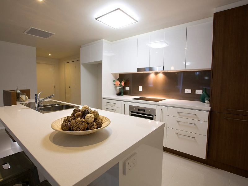Bulimba Aquata Kitchen